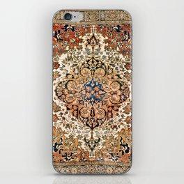 Ferahan Arak  Antique West Persian Rug Print iPhone Skin