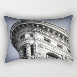 Top of the Iron Rectangular Pillow
