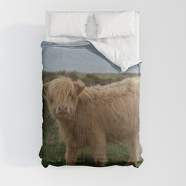 Baby Highland Cow Comforters