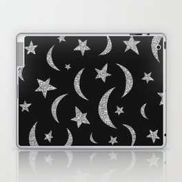 Moon and Stars Laptop & iPad Skin