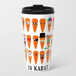 24 Karat Carrots Travel Mug
