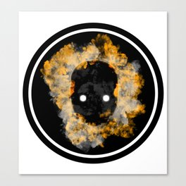 Smokey K2 Canvas Print