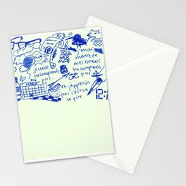 24-03-16 Diary Doodle Stationery Cards