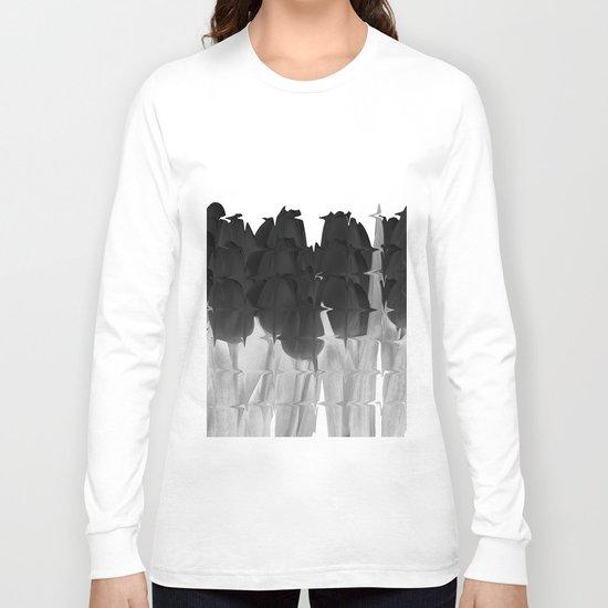Black tulips Long Sleeve T-shirt