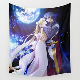 Pretty Guardian Sailor Moon Wall Tapestry