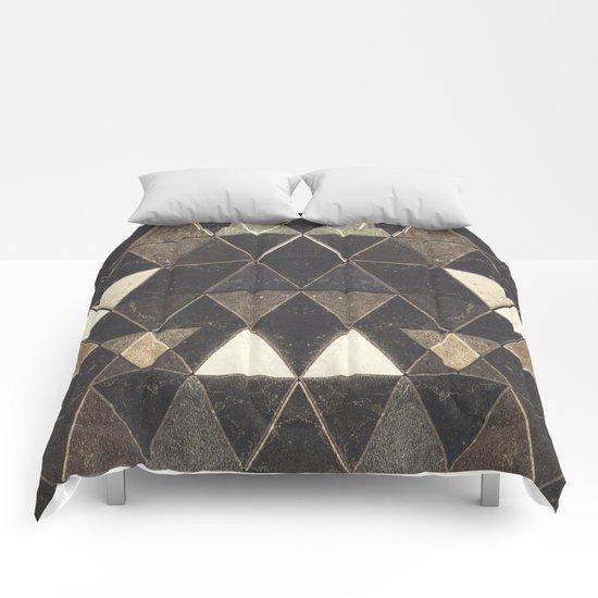 Triangles XXVII Comforters