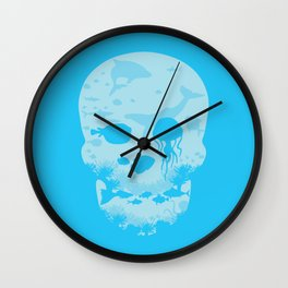 Save the Oceans Wall Clock