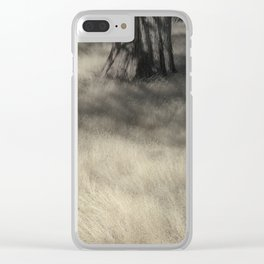 """Sylvan Glade"" by Murray Bolesta Clear iPhone Case"