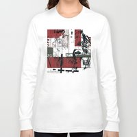 jazz Long Sleeve T-shirts featuring jazz by onoff mode