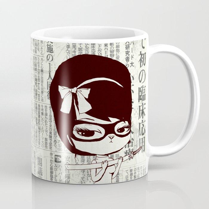 Bakemona-Lisa Coffee Mug