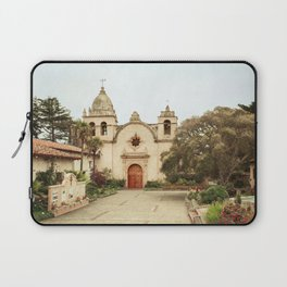 Carmel Mission Laptop Sleeve