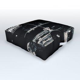 Uzi and Carti Outdoor Floor Cushion