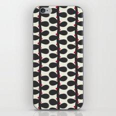 Like a Leaf [red spots] iPhone & iPod Skin