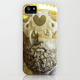 """The Protector"" iPhone Case"