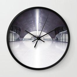 Santiago Metro Wall Clock