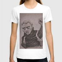 steve mcqueen T-shirts featuring Steve by chadizms