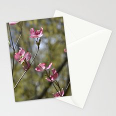 dogwood in bloom Stationery Cards