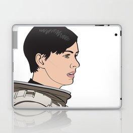 Dr. Amelia Brand Laptop & iPad Skin
