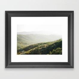 Laguna Hills Framed Art Print