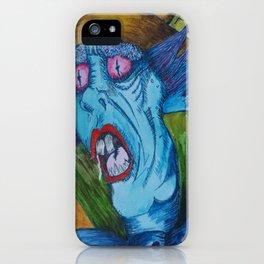 Madder Hatter iPhone Case