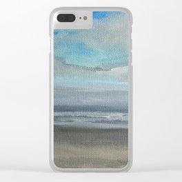 The Oregon Coast Clear iPhone Case