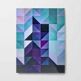 Rewire Metal Print