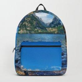 Jenny Lake Grand Teton National Park Wyoming United States Ultra HD Backpack