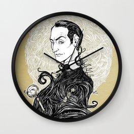Sherlock Holmes - Consulting Detective Wall Clock