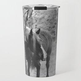 Horse V Travel Mug