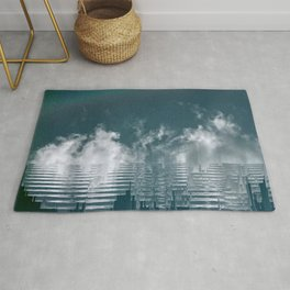Icing Clouds Rug