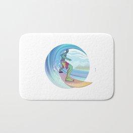 Zombie Surf Bath Mat