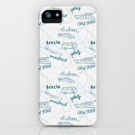 Our only mission our destiny iPhone Case