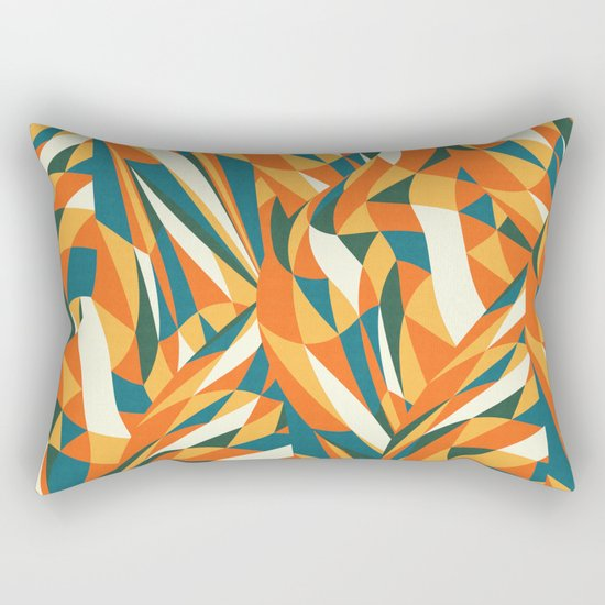 Astro Naive Rectangular Pillow