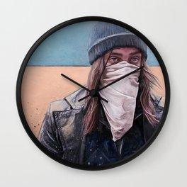 Jesus Saves - The Walking Dead Wall Clock
