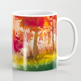 Autumn scenery #4 Coffee Mug