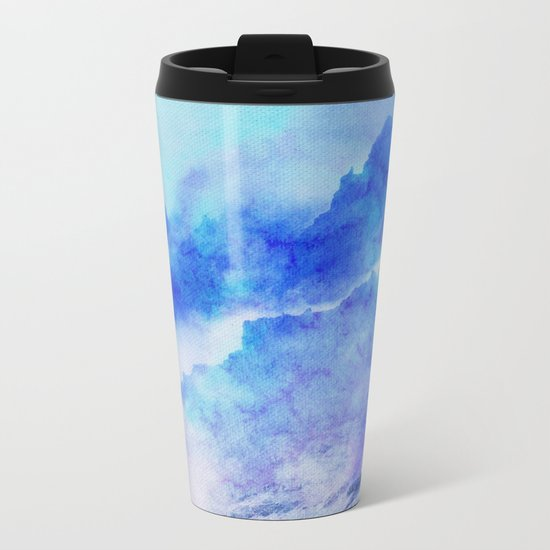 Enchanted Scenery Metal Travel Mug