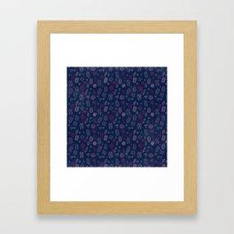Bling Bling! Framed Art Print