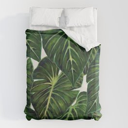 Tropical II Duvet Cover
