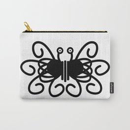 Pastafarian Flying Spaghetti Monster Carry-All Pouch