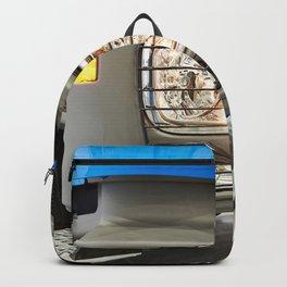 Modern large truck Backpack