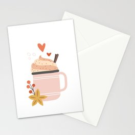 Hello Cold Days! Stationery Cards