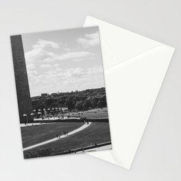 Washington's Shadow Stationery Cards