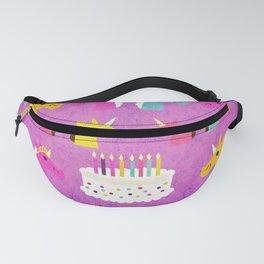 Unicorn Birthday Party Fanny Pack