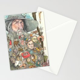 Gandalf's Beard Stationery Cards