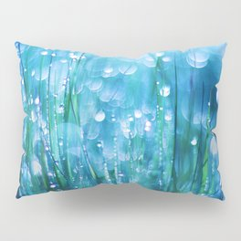Crystals of Life Pillow Sham