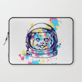 Space Kitty - Catstraunaut Laptop Sleeve