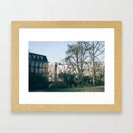 Holland Park #2 Framed Art Print