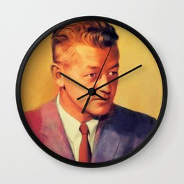 Wallace Stegner, Literary Legend Wall Clock