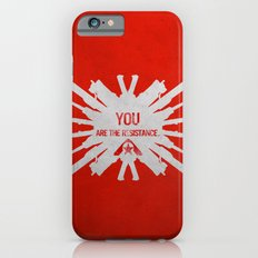 Resistance 3 - You are the resistance. iPhone 6s Slim Case