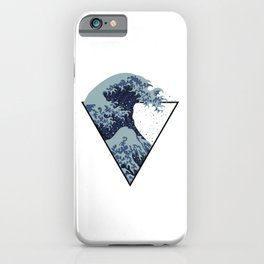 Equivalent Wave iPhone Case